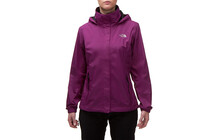 The North Face Women's Resolve Jacket premiere purple